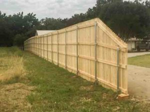 Recent OKC Fence